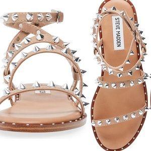 Steve Madden Spiked Sandals